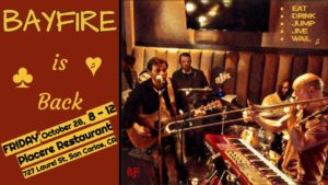BAYFIRE back @ Piacere! @ Piacere